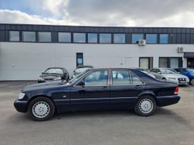 Mercedes-Benz S, Autot, Oulu, Tori.fi