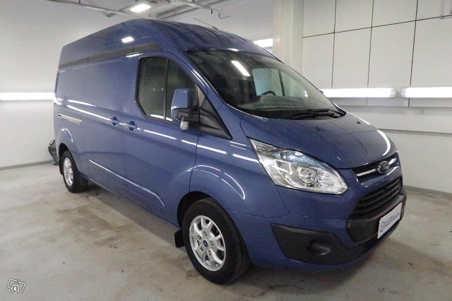 Ford TRANSIT CUSTOM, kuva 1