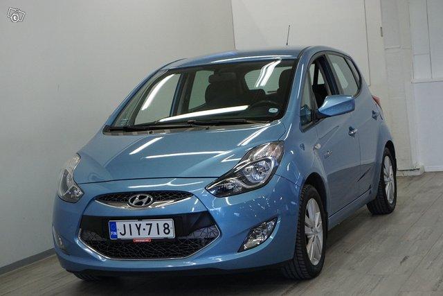 Hyundai Ix20 2