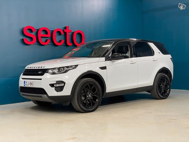 Land Rover DISCOVERY SPORT, kuva 1