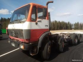 Mercedes-Benz 3028, Kuljetuskalusto, Työkoneet ja kalusto, Kurikka, Tori.fi