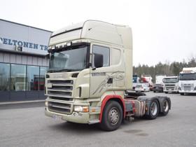 Scania R420 6x2 Takateli Veturi, Kuljetuskalusto, Työkoneet ja kalusto, Turku, Tori.fi