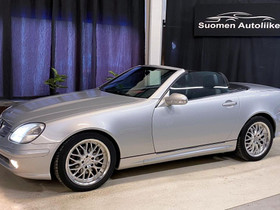 Mercedes-Benz SLK, Autot, Muurame, Tori.fi