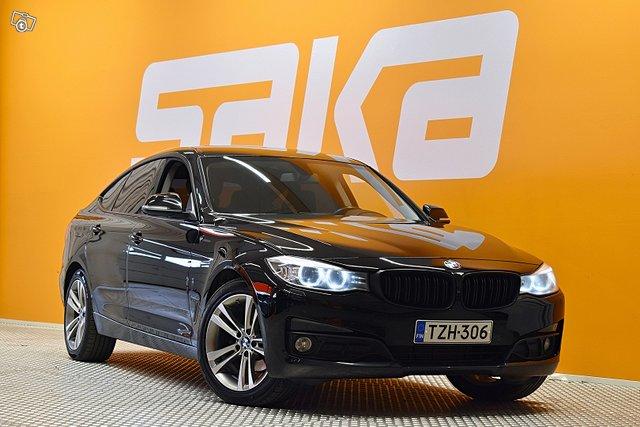 BMW 318 Gran Turismo, kuva 1