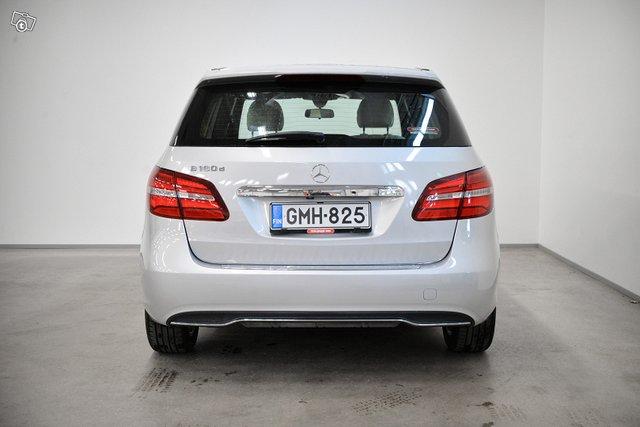 Mercedes-Benz B 6