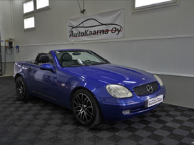 Mercedes-Benz SLK, Autot, Jyväskylä, Tori.fi