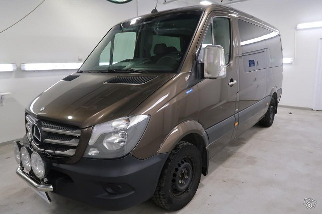 MERCEDES-BENZ SPRINTER 3