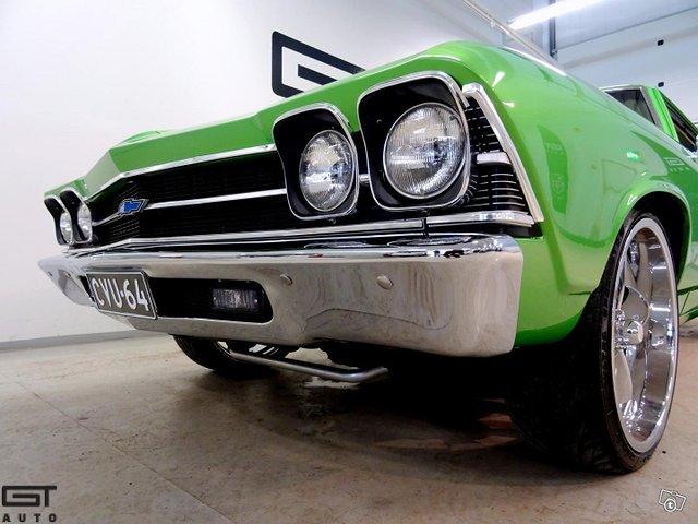 Chevrolet Chevelle 8