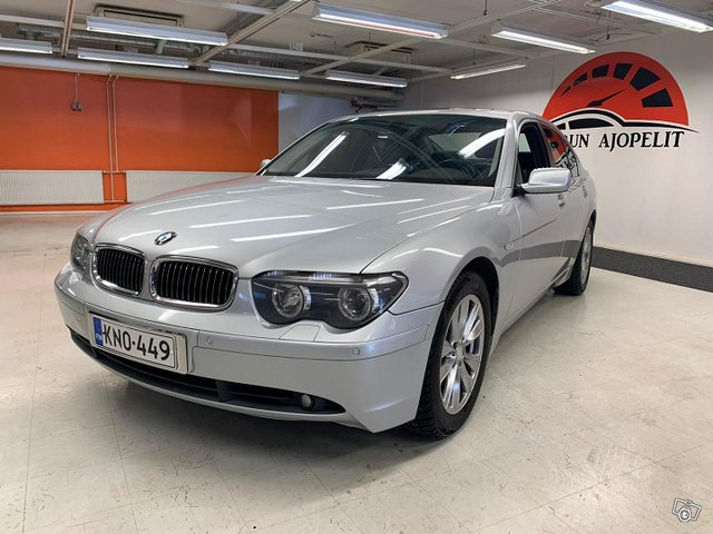 BMW 735 1