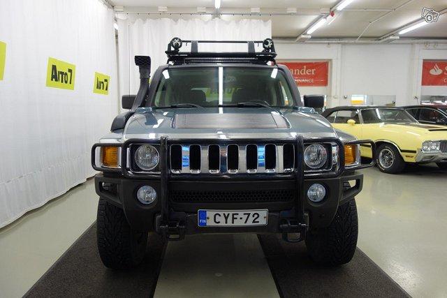Hummer H3 7