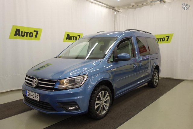 Volkswagen Caddy Maxi 1
