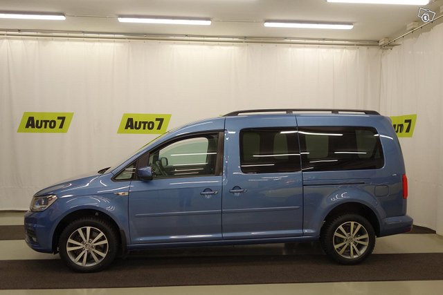 Volkswagen Caddy Maxi 2