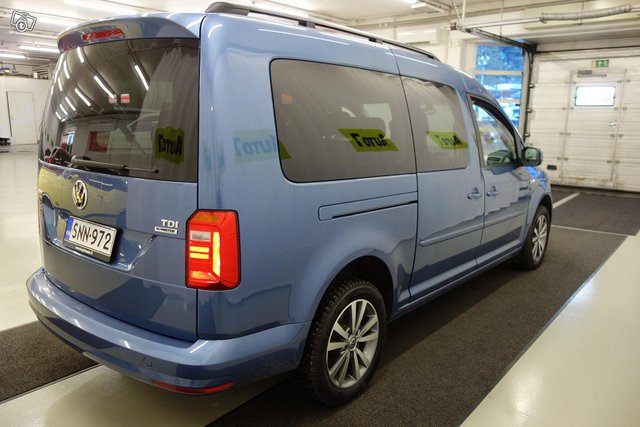 Volkswagen Caddy Maxi 5