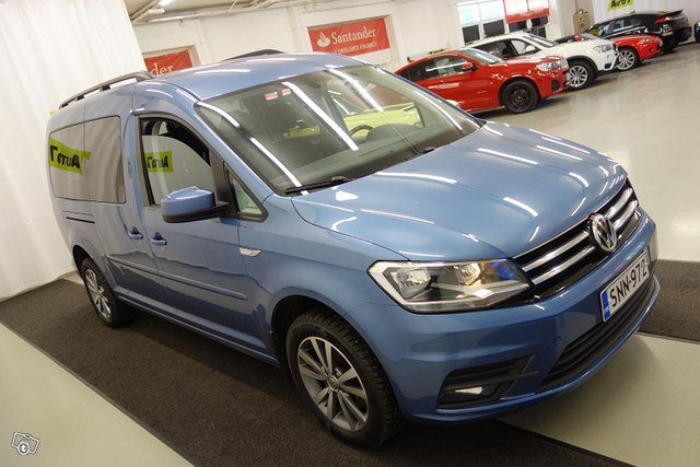 Volkswagen Caddy Maxi 6