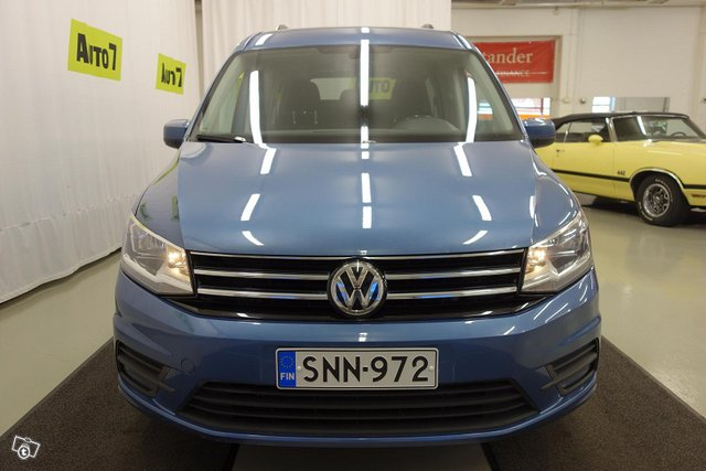 Volkswagen Caddy Maxi 7