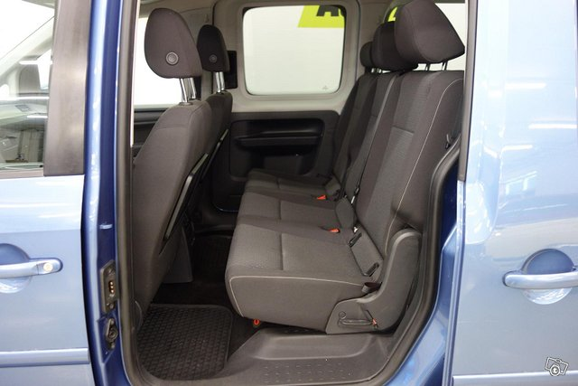 Volkswagen Caddy Maxi 14