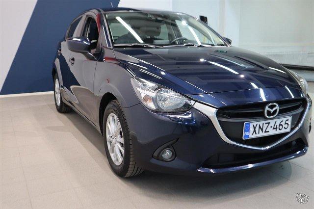 MAZDA Mazda2 3
