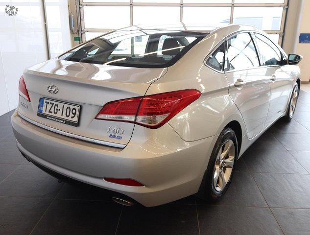 Hyundai I40 Sedan 5