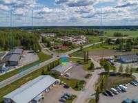 Huittinen Jokilevo Autokatu 1 Myymälä+tuotantotila