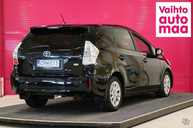 Toyota Prius+ 3