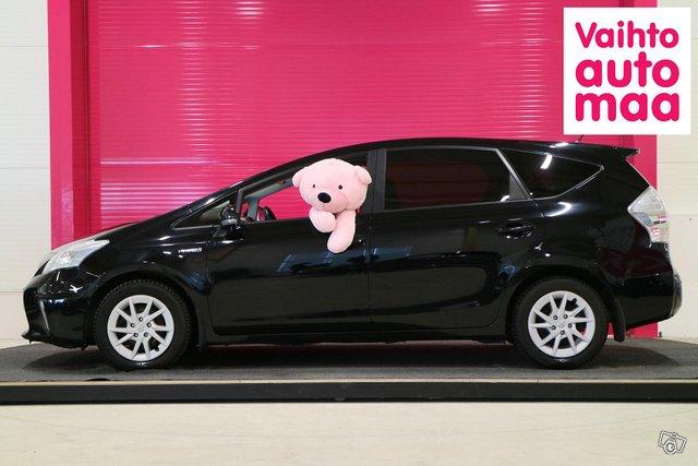 Toyota Prius+ 5