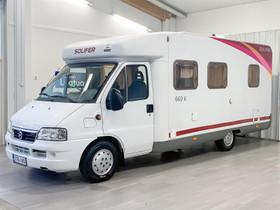 Fiat-Solifer 660, Matkailuautot, Matkailuautot ja asuntovaunut, Loimaa, Tori.fi