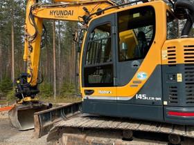 Hyundai 145 LCR-9R, Maanrakennuskoneet, Työkoneet ja kalusto, Hankasalmi, Tori.fi