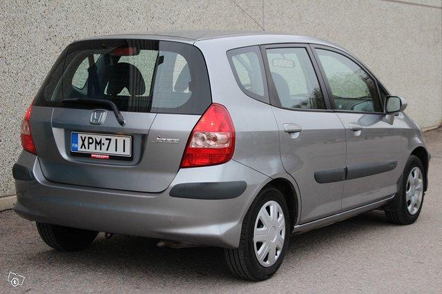 Honda Jazz 4