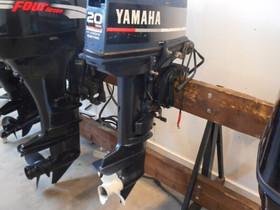 Yamaha 20 Sähköstartti, Perämoottorit, Venetarvikkeet ja veneily, Korsnäs, Tori.fi