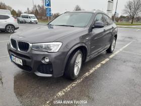 BMW X4, Autot, Pori, Tori.fi