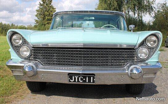 Lincoln Continental 8