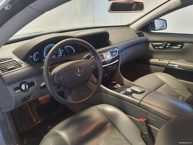 Mercedes-Benz CL 7