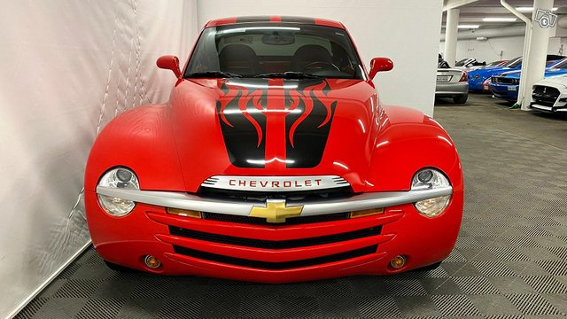 Chevrolet SSR 4