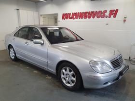 Mercedes-Benz S, Autot, Kempele, Tori.fi
