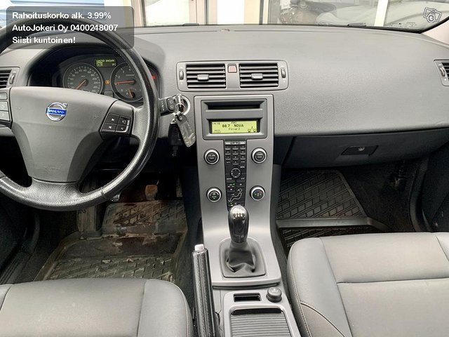 Volvo V50 7