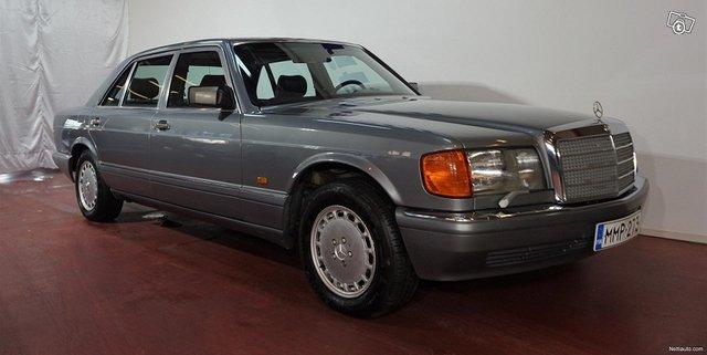 Mercedes-Benz SEL 2