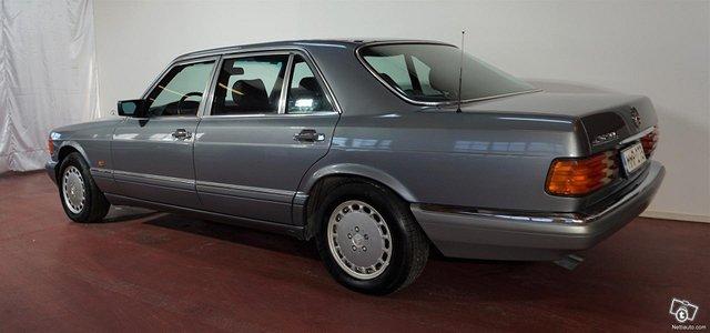 Mercedes-Benz SEL 3