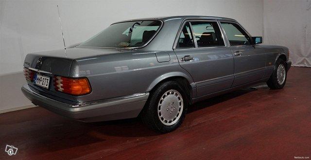 Mercedes-Benz SEL 4
