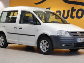 Volkswagen Caddy, Autot, Kotka, Tori.fi