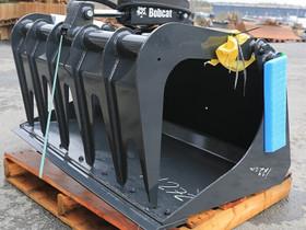 Bobcat Teollisuuspihtikauha Bobcat-sovite 1220mm, Maanrakennuskoneet, Työkoneet ja kalusto, Lempäälä, Tori.fi