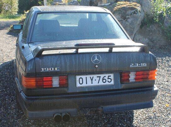 Mercedes-Benz 190 3