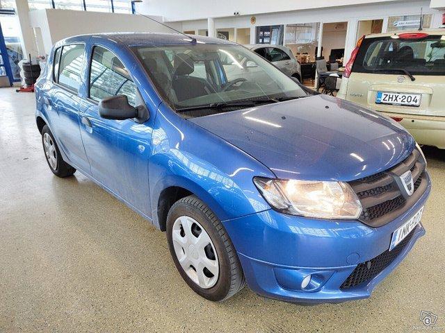 Dacia Sandero 7