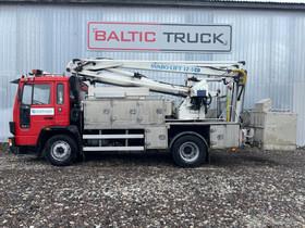 Volvo FL6 14, 12m BASKET LIFT, Kuljetuskalusto, Työkoneet ja kalusto, Helsinki, Tori.fi