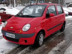 Chevrolet Matiz, Autot, Suomussalmi, Tori.fi