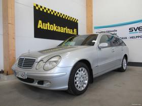 Mercedes-Benz E, Autot, Kaarina, Tori.fi