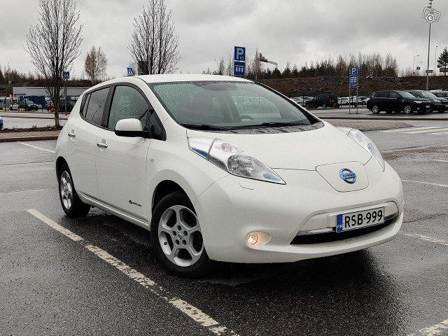 Nissan Leaf, kuva 1