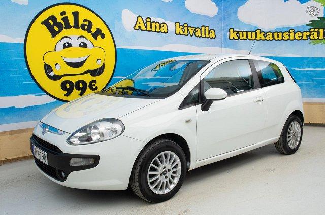 Fiat Punto Evo, kuva 1
