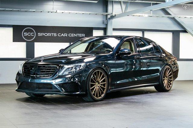 Mercedes-AMG S 63 AMG