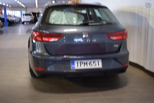 SEAT Leon Sportourer ST 5