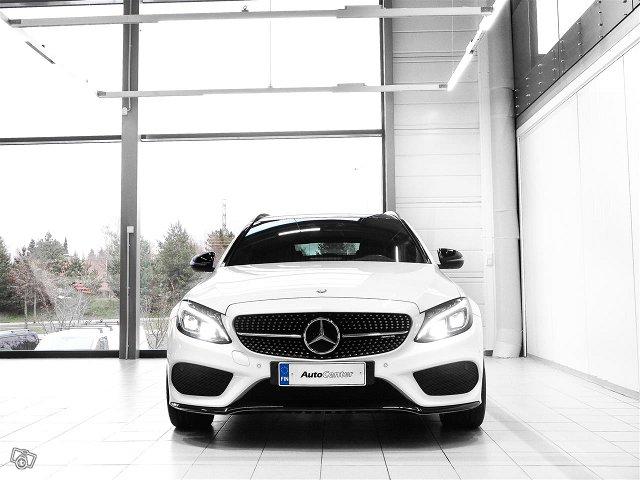 Mercedes-Benz C 43 AMG 2